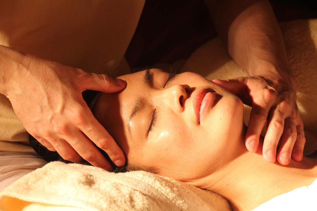 acupuncture, Chinese medicine treatment, Tui na
